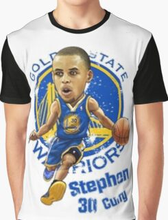 stephen curry 30 Graphic T-Shirt