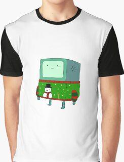 BMO - christmas Graphic T-Shirt