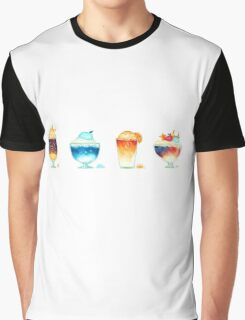 COOL DRINKS Graphic T-Shirt