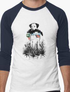 Famous Hunters Men's Baseball ¾ T-Shirt