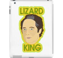 Lizard King iPad Case/Skin