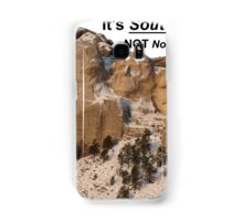 It's South Dakota, Not North Dakota Samsung Galaxy Case/Skin