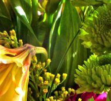 Mixed Bouquet Sticker