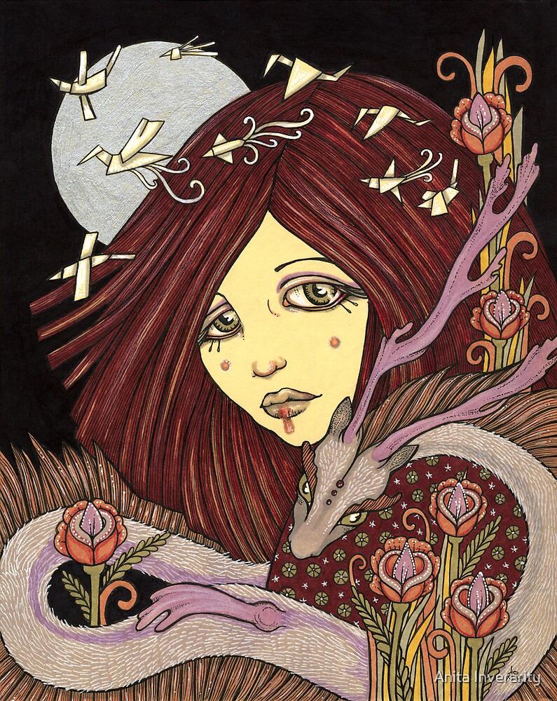 Kamikakushi by Anita Inverarity