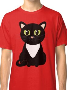Only One Black and White Cat Classic T-Shirt