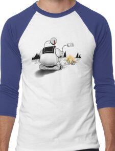Soylent Puft  Men's Baseball ¾ T-Shirt