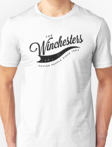 The Winchesters Vintage Logo 4 T-Shirt
