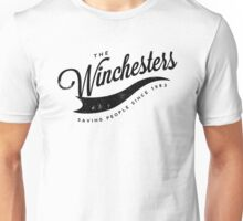 The Winchesters Vintage Logo 4 Unisex T-Shirt