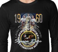 space race 1960's Long Sleeve T-Shirt