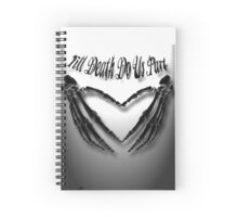 Till Death Spiral Notebook