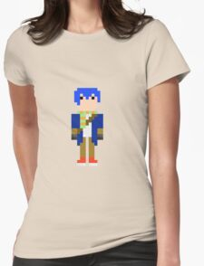 Cozy (16 Bit) Womens Fitted T-Shirt