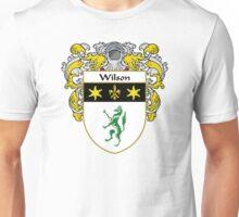 Wilson Coat of Arms / Wilson Family Crest Unisex T-Shirt