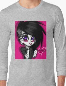 Cute Darknud ! Long Sleeve T-Shirt