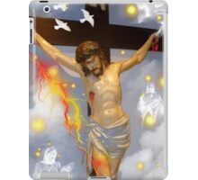 On The Cross iPad Case/Skin