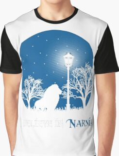 narnia Graphic T-Shirt