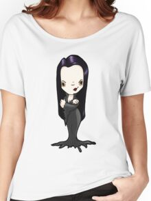 Morticia Women's Relaxed Fit T-Shirt