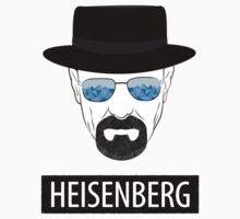 Breaking Bad - Heisenberg by Serdar G