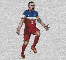 Dempsey GOAL! by Ben Farr