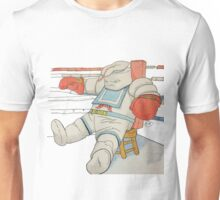 Stay Puft in the Ring Unisex T-Shirt