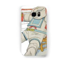 Stay Puft in the Ring Samsung Galaxy Case/Skin