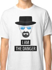 Breaking Bad - I am the danger Classic T-Shirt