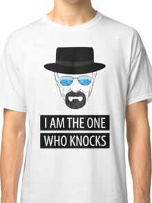 Breaking Bad - I am the one who knocks Classic T-Shirt