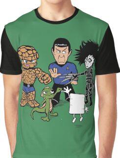 Rock, Paper, Scissors... Graphic T-Shirt