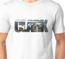 Jim Clark - World Champion  Unisex T-Shirt