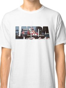 Niki Lauda - World Champion Classic T-Shirt