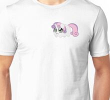 Potato chibi: Sweetie Belle Unisex T-Shirt