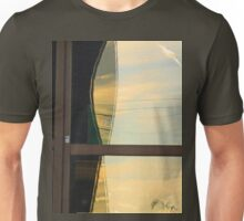 RE flections tree in door frame Unisex T-Shirt
