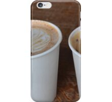 Lattes iPhone Case/Skin