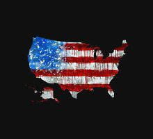 United States - Red White and Blue Unisex T-Shirt