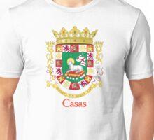 Casas Shield of Puerto Rico Unisex T-Shirt