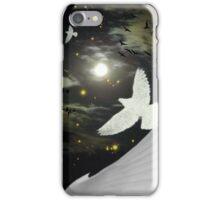 Moon Flight iPhone Case/Skin