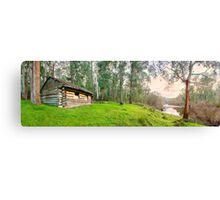 Kennedys Hut, Alpine National Park, Benambra, Victoria, Australia Canvas Print