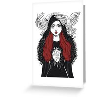 Sansa Stark - Game of Thrones Greeting Card