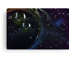 Inner Space. Canvas Print