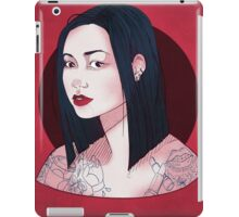 Kate iPad Case/Skin