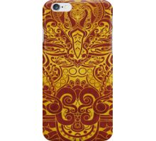 Balinese Abstract Art iPhone Case/Skin