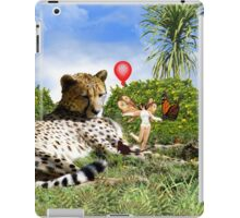 What The...? iPad Case/Skin