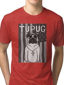 Tupug Shakur Tri-blend T-Shirt