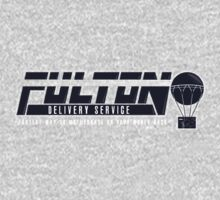 Fulton Delivery by GordonBDesigns