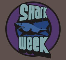 Shark week T Shirt. by RussellK99