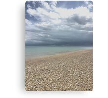 Summer Storms in Deal Canvas Print