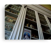 Ye Olde Apothecary.  Canvas Print
