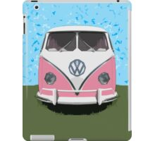 VW Kombi Van, The LOVE BUGger iPad Case/Skin