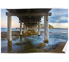 Under the Bridge to Bare Island Poster