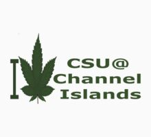 I Love CSU @ Channel Islands by Ganjastan