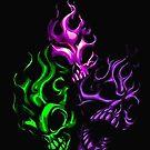 3 Skulls by sastrod8